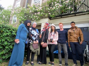 From Jenin to a West London suburb