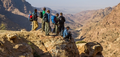 Abraham Path in Jordan